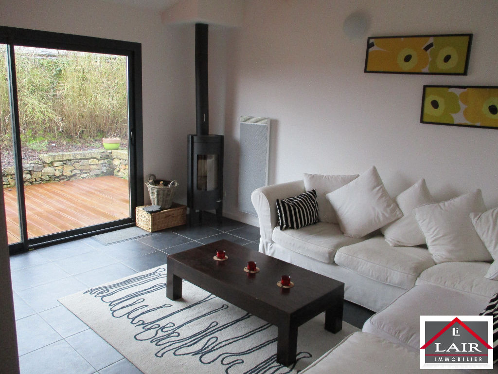 Location meublee Maison 2 chambres Fresnay Sur Sarthe