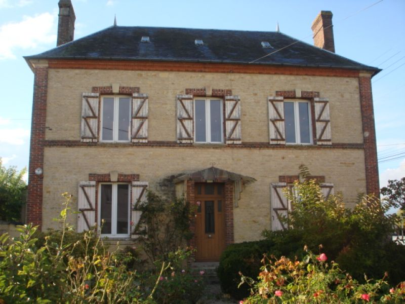 Maison 5 pieces a vendre Courtomer agence Lair Immobilier Sees
